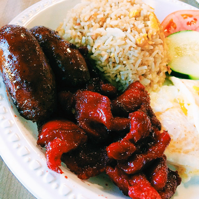 Tocino dish in the Philippines. Photo by Arnold Gatilao (bit.ly/1ZYoQ16)