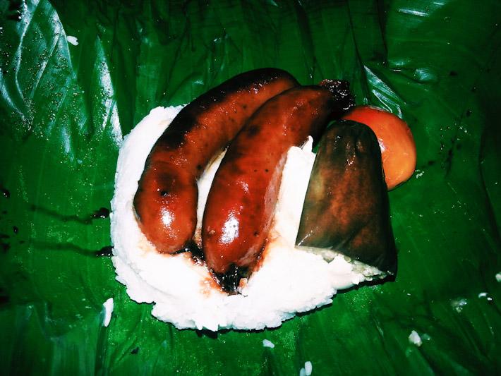Longanisa: Filipino sweet sausage