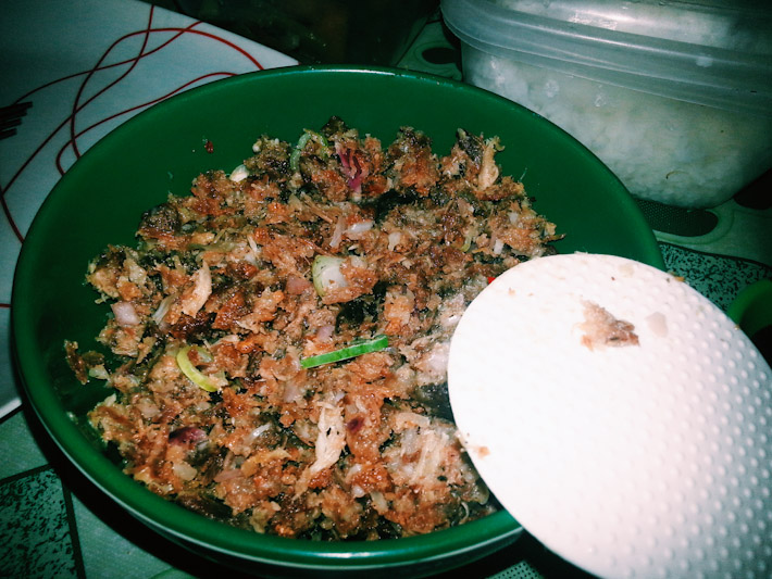 Sisig, Filipino Sizzling Pork
