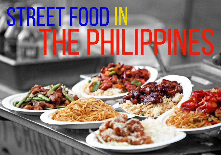 Best street food in the Philippines