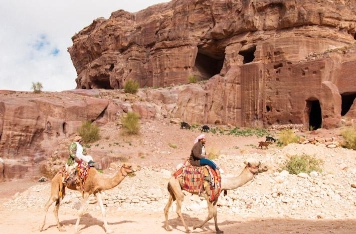 Jordanian Bedouins