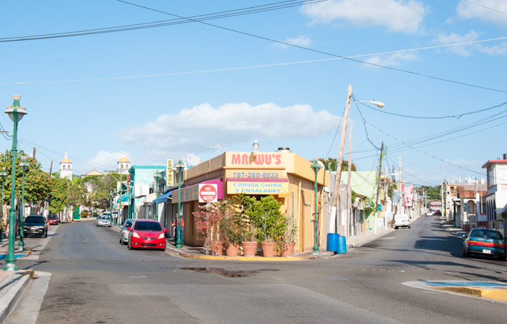 Juana Diaz in South Puerto Rico