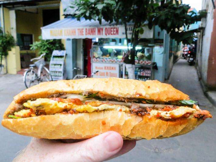 The Best Banh Mi in Vietnam