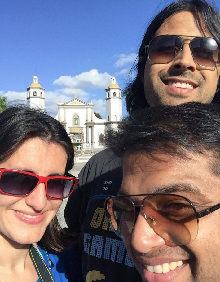 Selfie in Juana Diaz