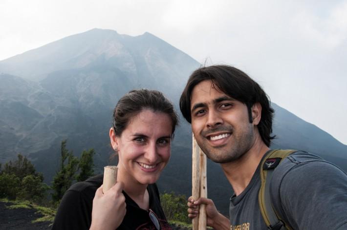 Hiking Pacaya Volcano in 2016