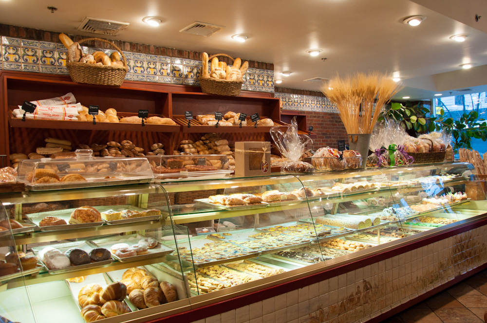 Teixeira's Bakery in Ferry St.