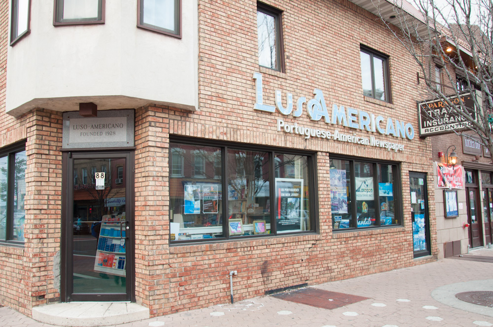 LusoAmericano newspaper headquarters