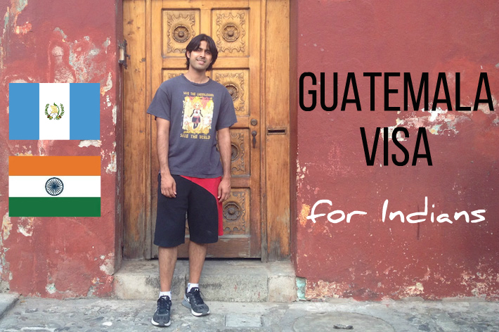 Guatemala Visa for Indians