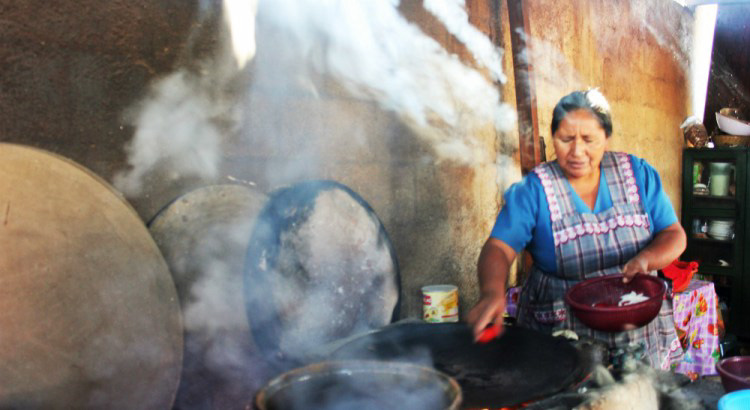 Vegetarian Cooking Class in Guatemala