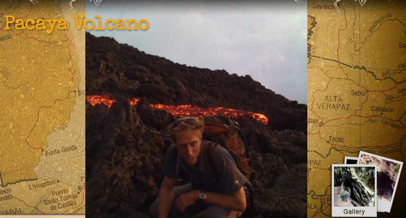 The images tour companies often use to advertise the Pacaya Volcano Hike are NOT realistic anymore