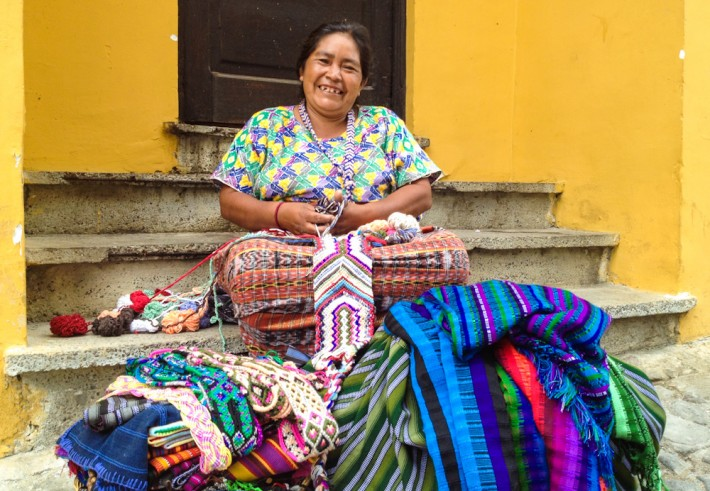 Mother's Day in Guatemala