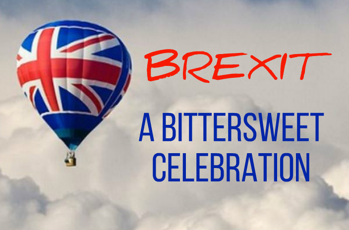 A Bittersweet Brexit Celebration