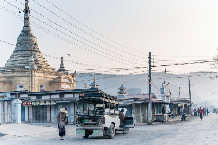 Myanmar by Carlos Penalba