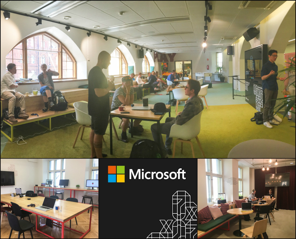 Microsoft Flux in Helsinki