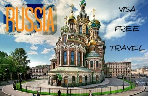 How to Travel to Russia without a Visa