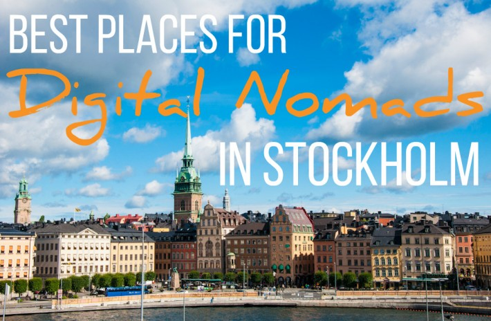 Best Places For Digital Nomads in Stockholm