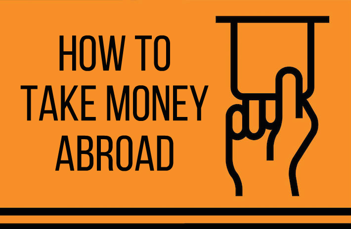 How to use the ATM Abroad