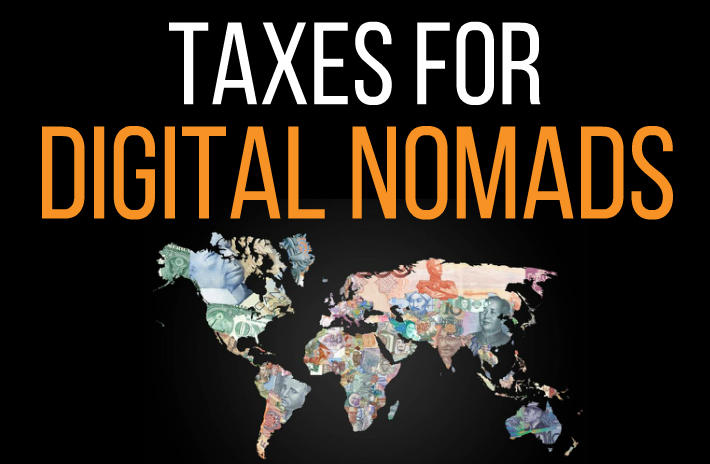 Taxes For Digital Nomads
