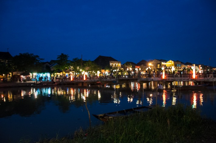 The Touristic Beauty of Hoi An