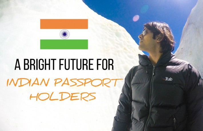 A bright future for Indian passport holders