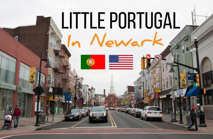 Little Portugal in Newark