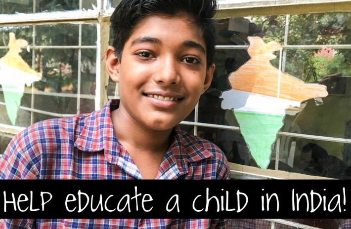 Donate to Diksha School and help educate a child in India!