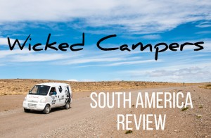 Wicked Campers South America Review