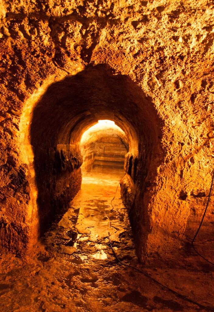 2000 years ago, under Lisbon...
