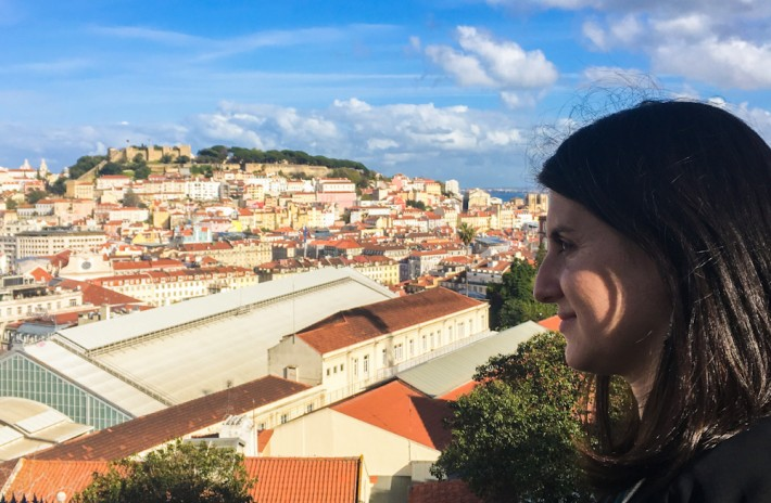 What it feels like to be living in a place after traveling around the world