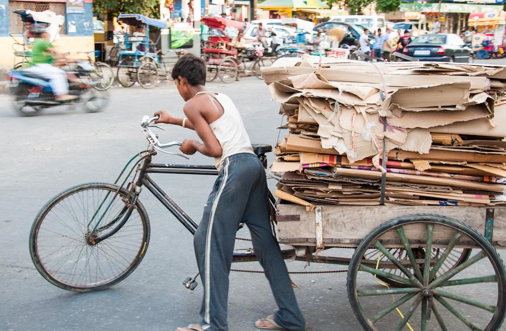 Kabari wala in New Delhi