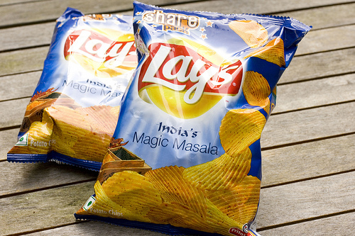 Lay's Magic Masala in India