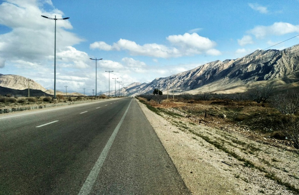 Cycling in Iran