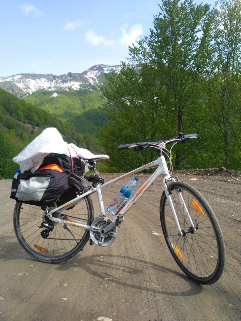 Meet Coco, Anita's ride in Iran