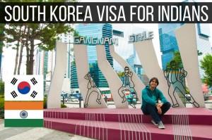 South Korea Visa for Indians