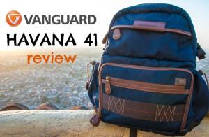 Vanguard Havana 41 Blue Review