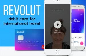 Revolut Best Debit Card for International Travel