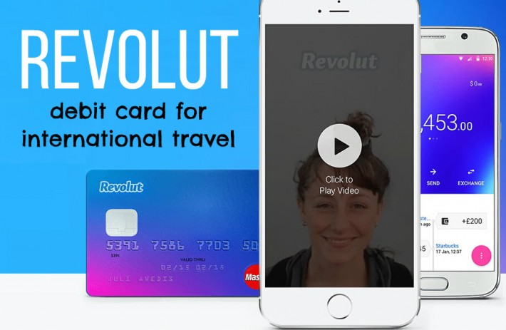 Revolut Best Debit Card for International Travel