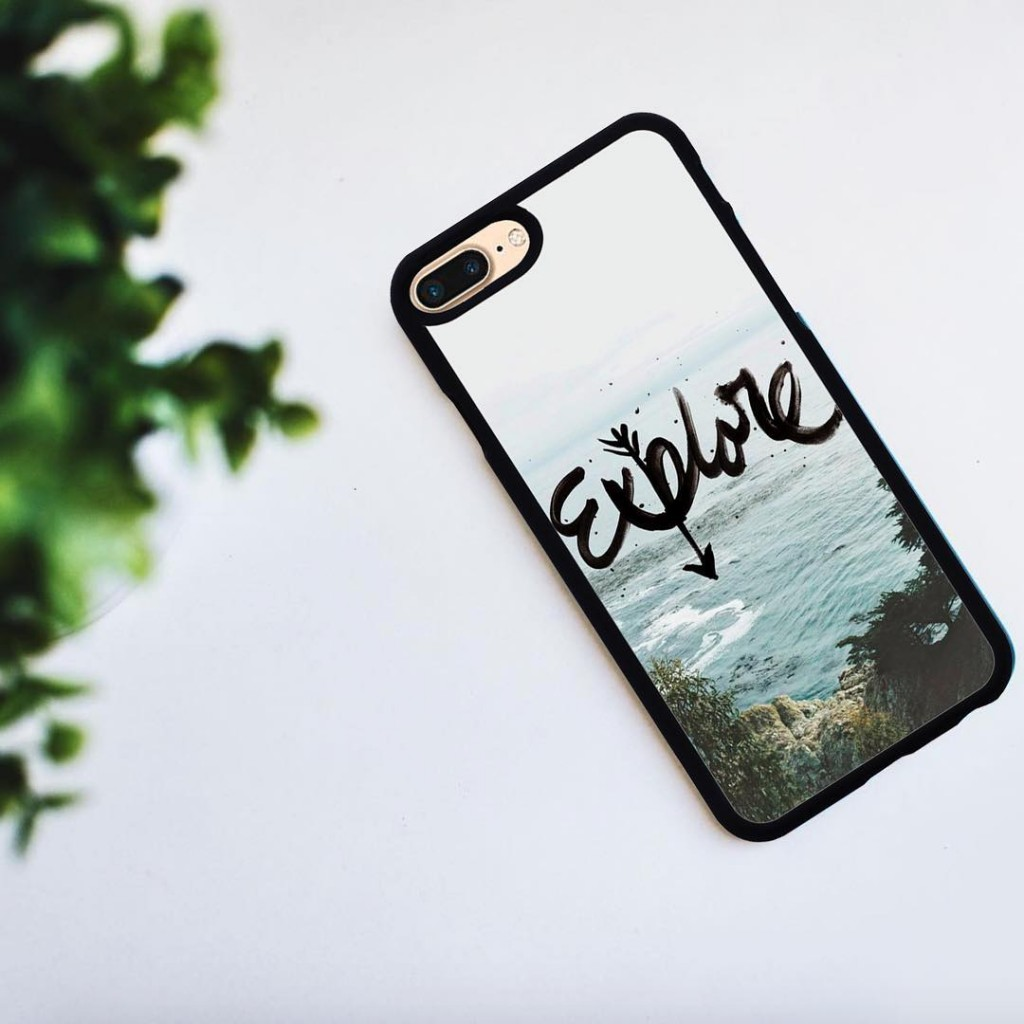 Explore phone case by WanderlustCases