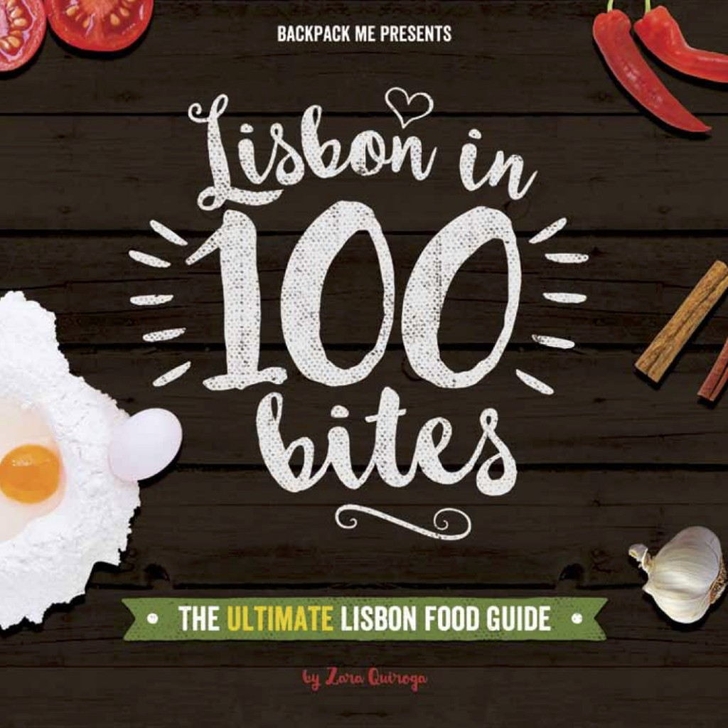Lisbon in 100 Bites eBook
