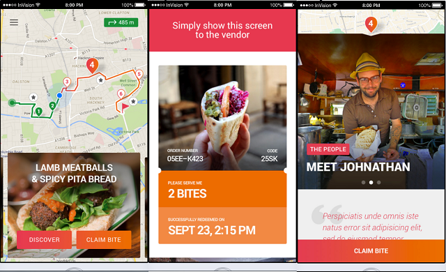 bitemojo app for self-guided food tours