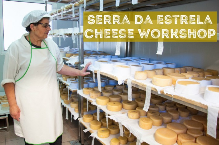 Sera Da Estrela Cheese Workshop