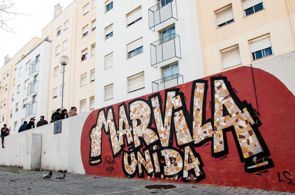 Marvila Unida / Marvila United