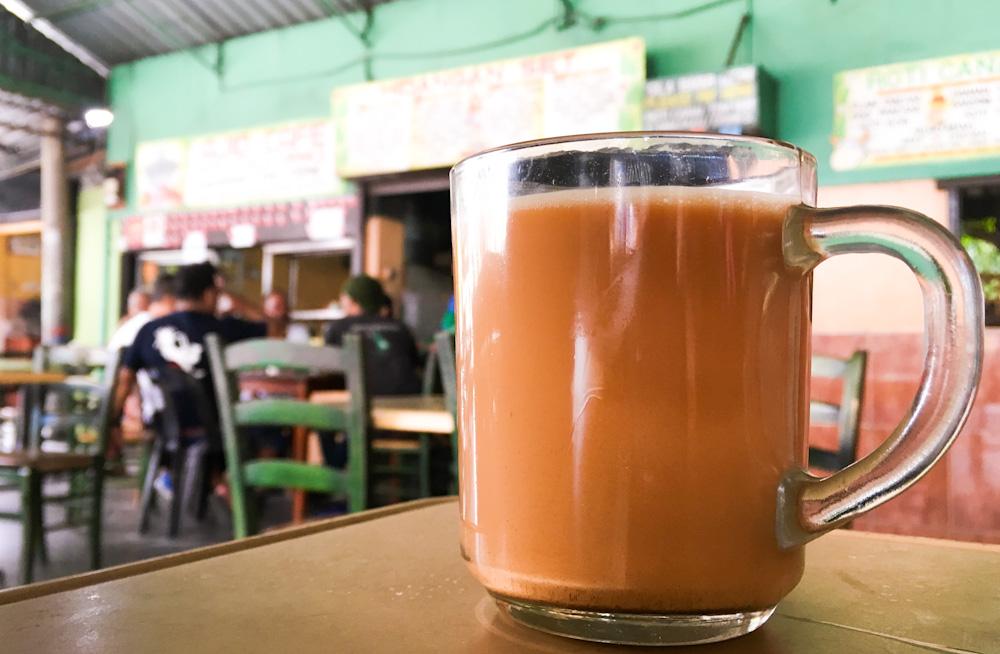 Teh Tarik, Malaysian tea