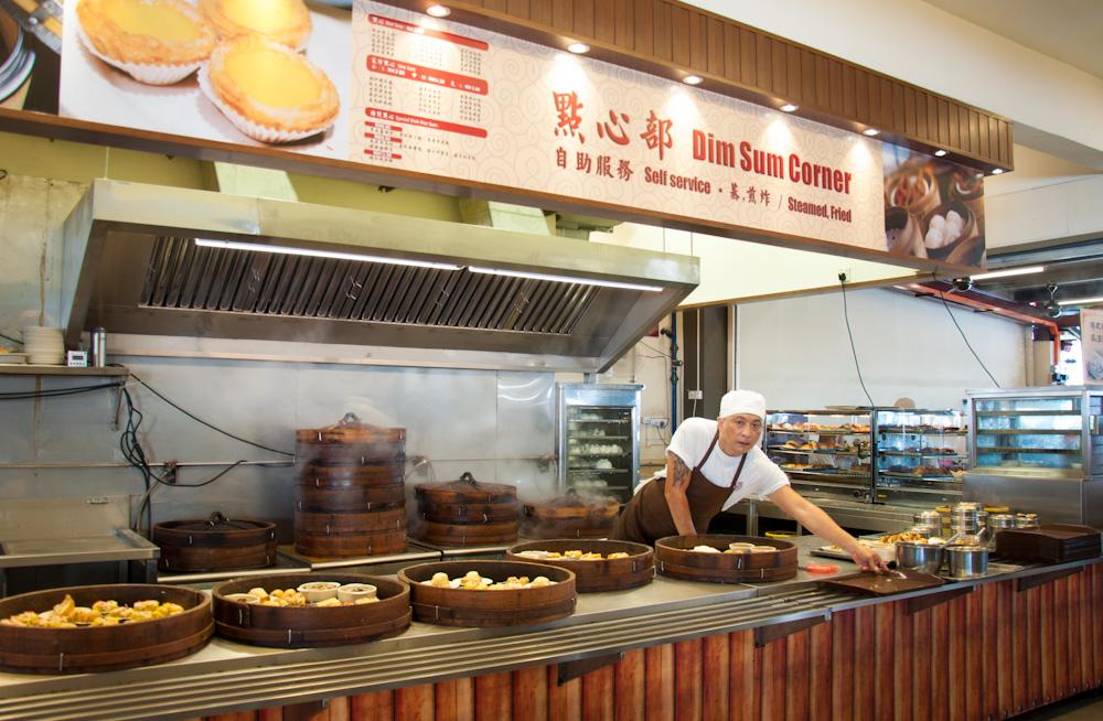 Restoran Zim Sum, Penang
