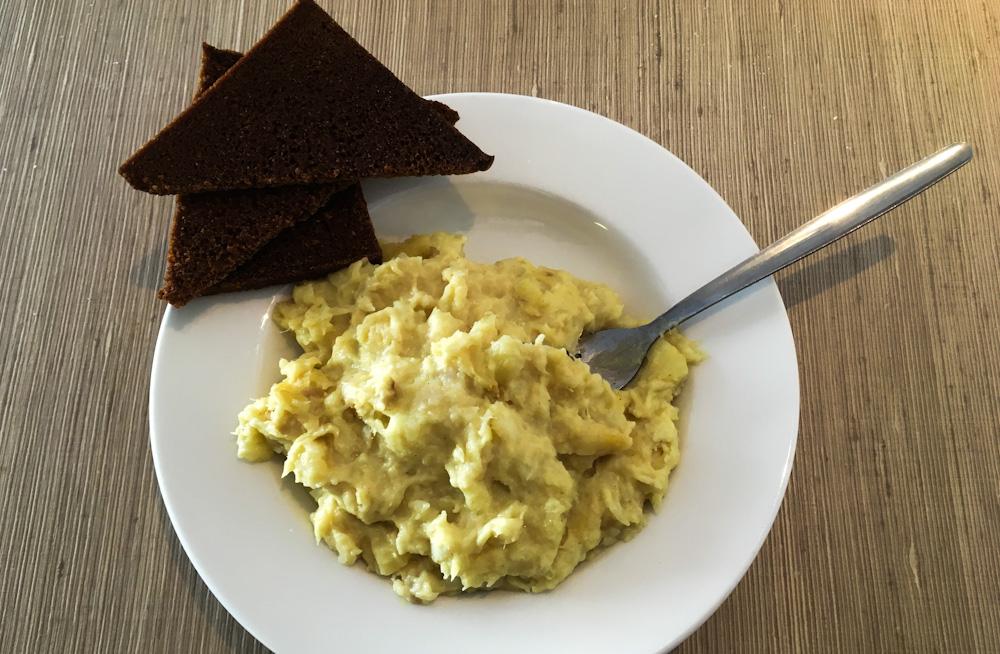 Plokkfiskur, Icelandic fish stew