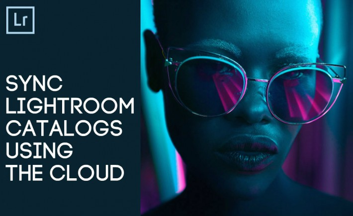 Sync Lightroom Catalogs using the cloud