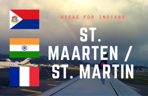 Sint Maarten and Saint Martin Visas for Indians