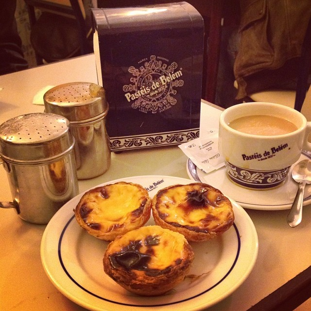 Pasteis de Belem - Coffee and cakes